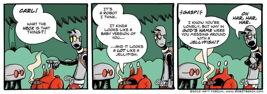065 – It's a Robot