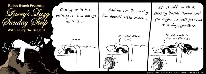 Larry's Lazy Sunday Strip #7