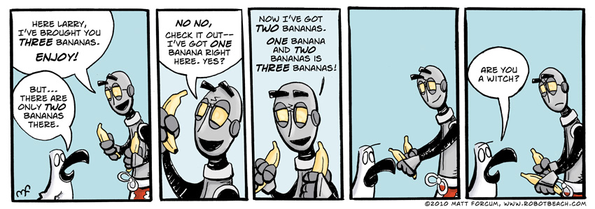 112 – Three Bananas