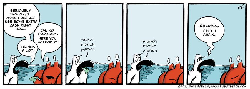 142 – Munch Munch Munch