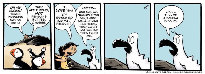 169 – Not Penguins