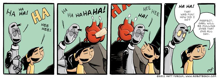 189 – HA HA!